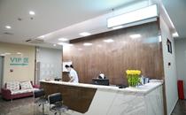 广州军美整形医院护士站