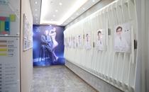 广州军美整形医院走廊
