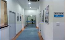 南京美约整形医院走廊