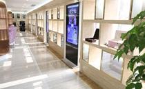 广州曙光整形医院走廊
