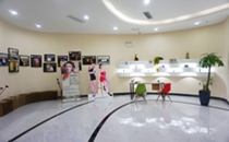 郑州童颜整形医院大厅