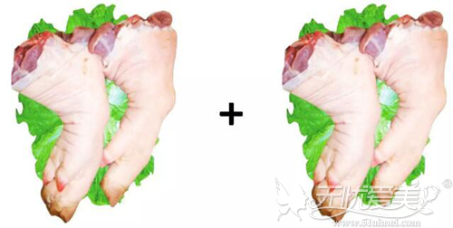 吃猪蹄补充胶原蛋白的效果甚微