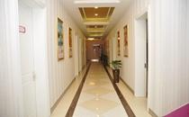 潍坊华美整形医院走廊