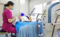 广州贝漾美天整形医院激光室