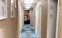 长沙圣雅整形医院走廊