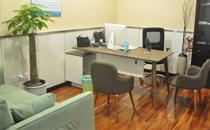 成都军建医院整形美容咨询室