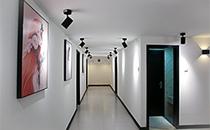 长春呈美整形医院走廊