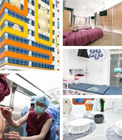 韩国国际365mc整形医院环境