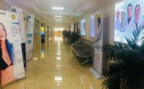 四川省人民医院医疗集团友谊医院走廊