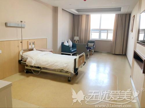 西安画美整形VIP顾客病房