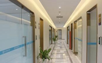 海南星之美整形医院走廊