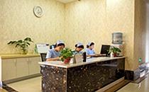 济南美神整形医院护士站