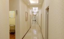 南充医美尔整形医院走廊