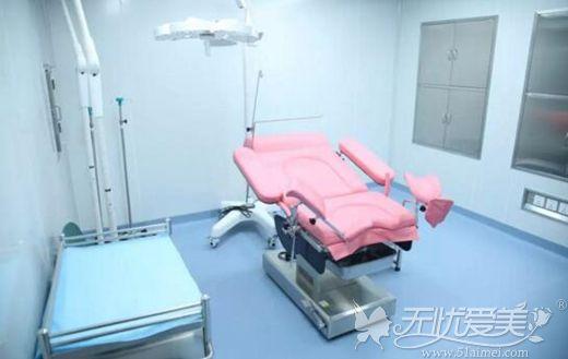 杭州静港花蕊妇科手术室