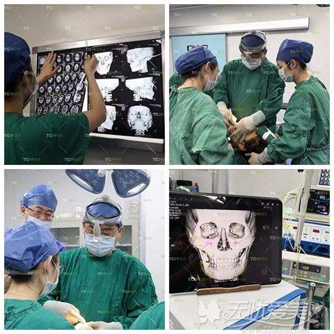 杭州时光极塑微创下颌角手术三步曲