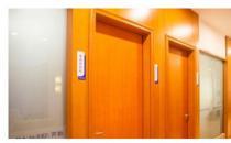 上海愉悦美联臣二楼诊疗区