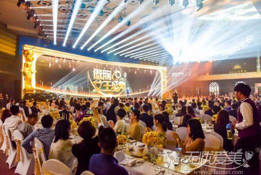 雅美集团2019年度傲胸女王盛典