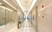 北京新星靓整形医院走廊