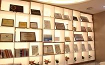 北京新星靓整形医院展示柜