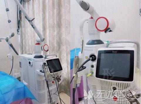 重庆时光整形Fotona 4D仪器