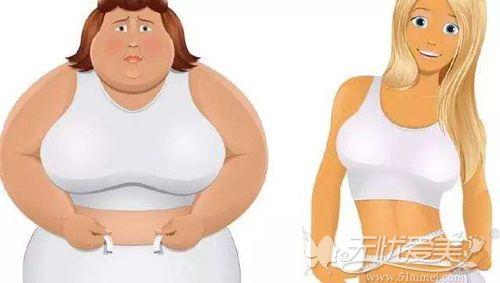 胖子和瘦子的区别