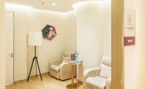 重庆华美3楼皮肤治疗VIP等候区