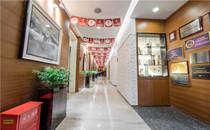 杭州艺星整形医院楼道