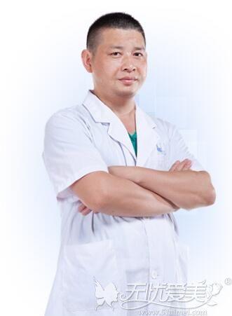 广州荔湾整形医生邓正军