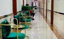 成都医大医院美容走廊