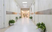 北京圣嘉新医疗美容医院走廊