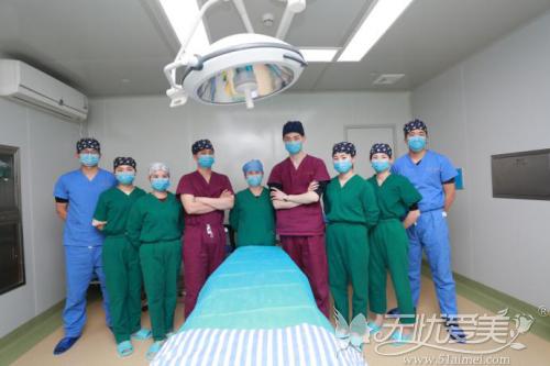 长沙脸博士医疗团队