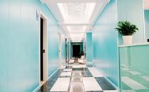 合肥蝶之星医疗美容门诊部走廊