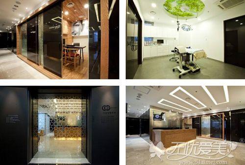 韩国碧夏医疗环境