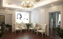 武汉五洲整形皮肤治疗休息区