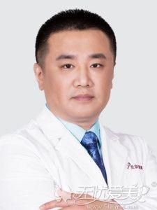 北京美莱皮肤美容医生刘崇