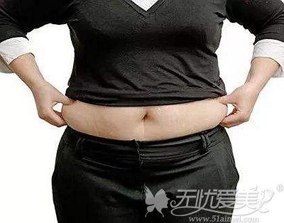 腰腹肥胖会影响我们的身材曲线