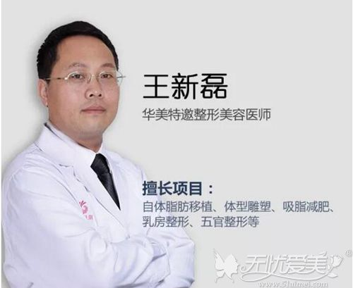 王新磊坐诊南宁华美