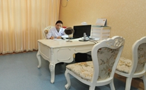 潍坊医学院整形外科咨询室