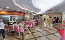 重庆时光整形大厅等候区