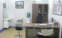 昆明新华植发科面诊室
