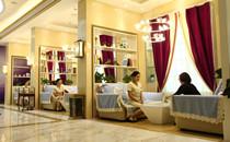 乌鲁木齐新黎美整形大厅休息区