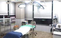 韩国爱源整形手术室