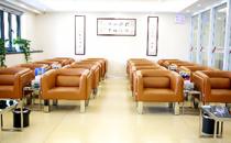 郑州植得口腔候诊区