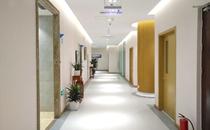 北京世济医疗美容医院走廊
