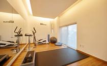 韩国MODS摩兹整形医院健身室