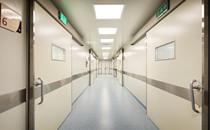 南京康美整形手术中心走廊