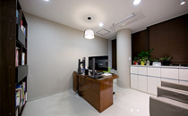 韩国迪美丽整形面诊室