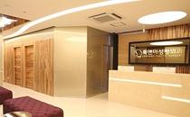 韩国遇见美整形医院大厅