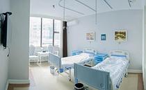 重庆军科医院舒适的病房