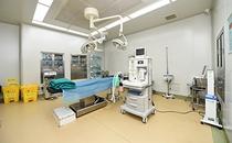 重庆军科整形医院无菌手术室